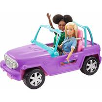 Barbie strand jeep
