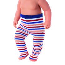 BABY BORN TIGHTS 2X, 3 ASS. 43CM