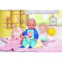 BABY BORN ROMPERS 2 ASSORTED 43CM