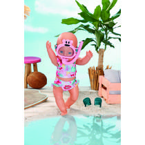 BABY BORN HOLIDAY DELUXE @THE LAKE 43CM