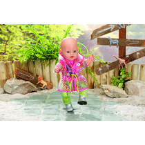 BABY BORN DELUXE TRENDY RAINBOW SET 43CM