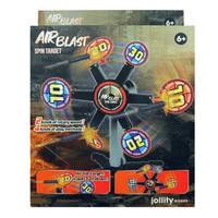 Airblast Spin Target