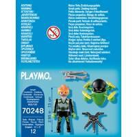 PLAYMOBIL 70248 AGENT MET DRONE