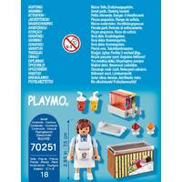 PLAYMOBIL 70251 SLUSH-VERKOPER