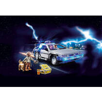 PLAYMOBIL 70317 BACK TO THE FUTURE DELOR