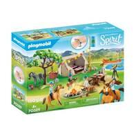 PLAYMOBIL Spirit paardenkamp 70329