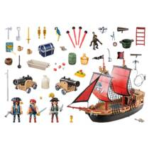 PLAYMOBIL 70411 PIRATENSCHIP
