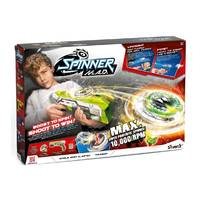 Spinner Mad single shot blaster - groen