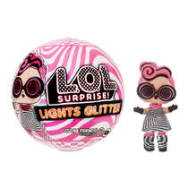 L.O.L. SURPRISE LIGHTS GLITTER ASST