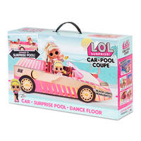 L.O.L. SURPRISE CAR W/ EXCLUSIVE TOT DOL