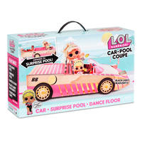 L.O.L. Surprise! Car-Pool Coupe speelset