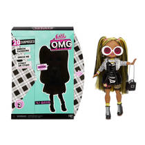L.O.L. SURPRISE OMG DOLL SEASON 2- GRUNG