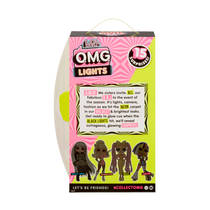 L.O.L. SURPRISE OMG LIGHTS - DAZZLE
