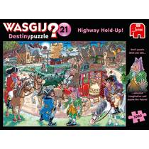 WASGIJ DESTINY 21 - 1000 PCS