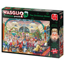 WASGIJ CHRISTMAS 16 - 2X1000 PCS