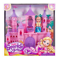 Sparkle Girlz mini kasteel set