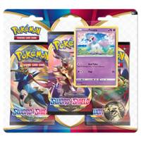 Pokémon TCG Sword & Shield 3-boosterblister Ponyta