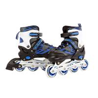 Inline skates - maat 31-34 - blauw/zwart