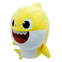 BABY SHARK - SHARK FAMILY SOUND DOLL-BAB