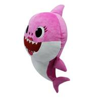 BABY SHARK - SHARK FAMILY SOUND DOLL -MO