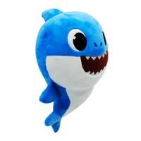 BABY SHARK - SHARK FAMILY SOUND DOLL - F