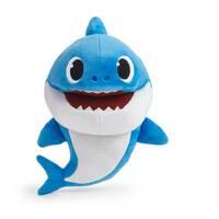 Baby Shark handpop met geluid Daddy Shark