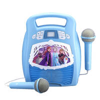 FROZEN II KARAOKE SYSTEEM - BLUETOOTH
