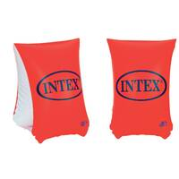 Intex zwemvleugels deluxe - oranje