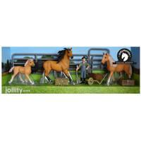 JOLLYHORSES: QUARTER BAY