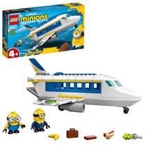 LEGO Minions: The Rise of Gru training van Minion-piloot 75547