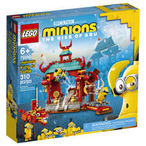LEGO Minions: The Rise of Gru Minions kungfugevecht 75550