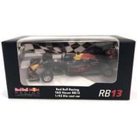 RED BULL RACING 1/43 DIE CAST CAR