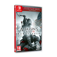Nintendo Switch Assassin's Creed III Remastered + Assassin's Creed Liberation Remastered