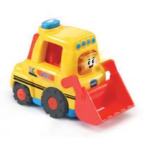 VTech Toet Toet Auto's Boris bulldozer