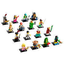 LEGO 71027 MINIFIGURES WAVE 2
