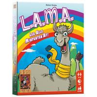 LAMA - HET KAARTSPEL