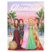 TOPModel Glamour stickerboek