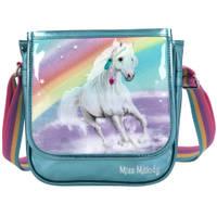 Miss Melody kleine regenboog schoudertas