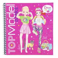 TOPModel Dress Me Up stickerboek Dance