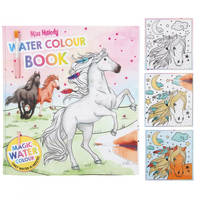 Miss Melody Water Colours boek