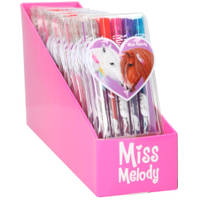 MISS MELODY GLITTER GELPEN SET