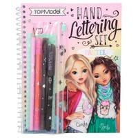 TOPModel Hand Lettering schrijfwarenset