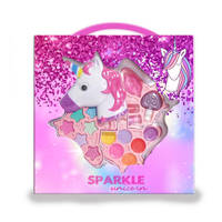 Sparkle eenhoorn make-up palet
