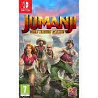Nintendo Switch Jumanji: The Video Game