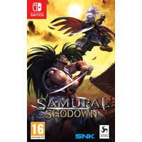 Nintendo Switch Samurai Shodown