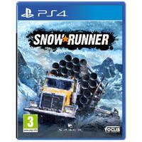 PS4 SnowRunner