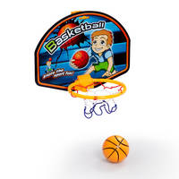 Out & About mini basketbal set