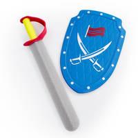 Schuimschild en zwaard set