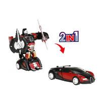 ROBOFORCES VERANDERROBOT IN AUTO MET ACC