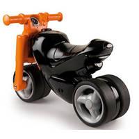SMOBY MOTO RIDE ON BLACK 770120